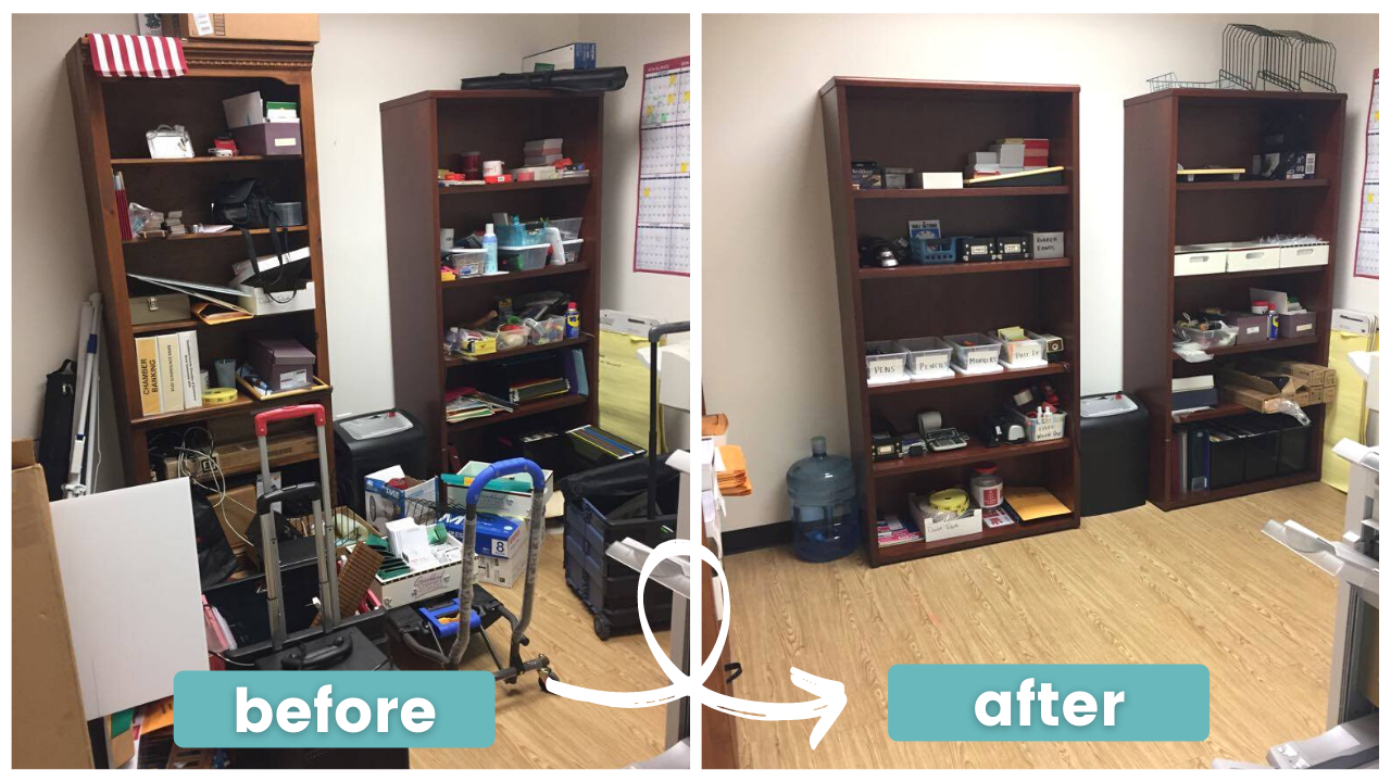 Office Before and After #2